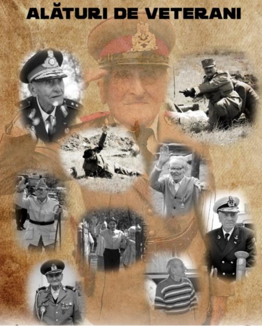 Ziua Veteranilor de Război sărbătorită la Alba Iulia